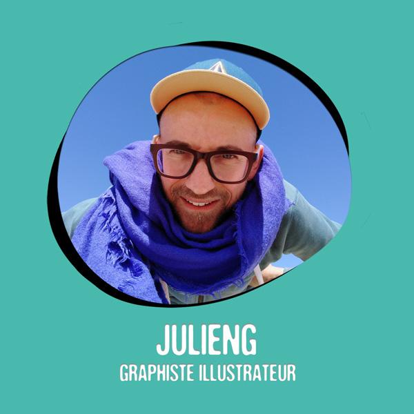 julienG est membre du Moulin Créatif