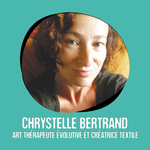 Chrystelle Bertrand membre au Moulin Créatif à Montaigu-Vendée
