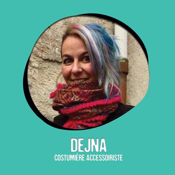 Nadège Bourmaud alias Dejna