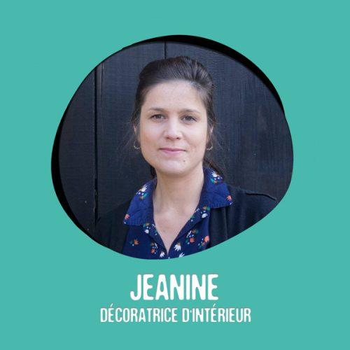 Jeanine - Aurélia Vessière membre du Moulin Créatif