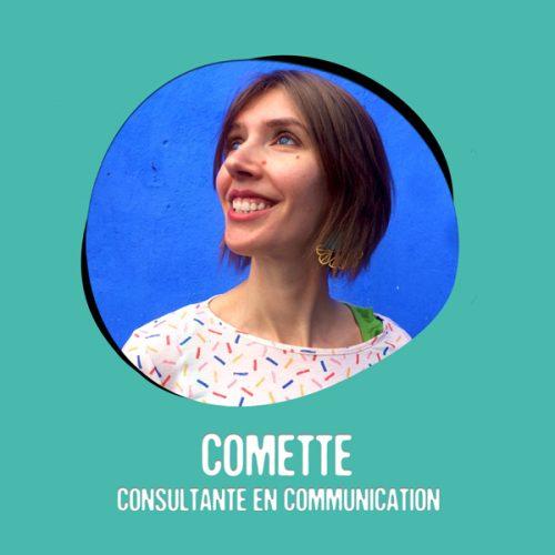 Comette - Chloé Jond