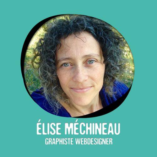 Elise Méchineau membre résidente au Moulin Créatif à Montaigu-Vendée