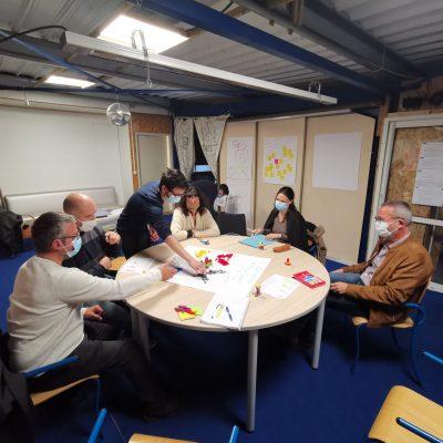 Travail collaboratif pour définir le Moulin de demain