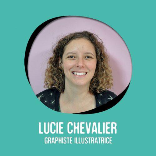 Lucie Chevalier membre résidente au Moulin Créatif à Montaigu-Vendée