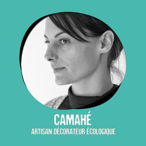 Camahé membre résidente au Moulin Créatif à Montaigu-Vendée