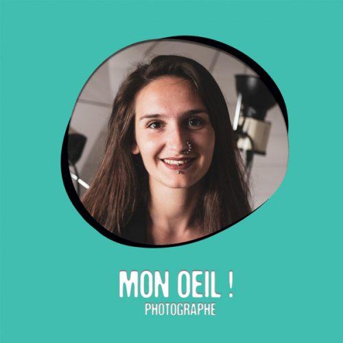Loréleen Terrien Chouteau alias Mon Oeil !