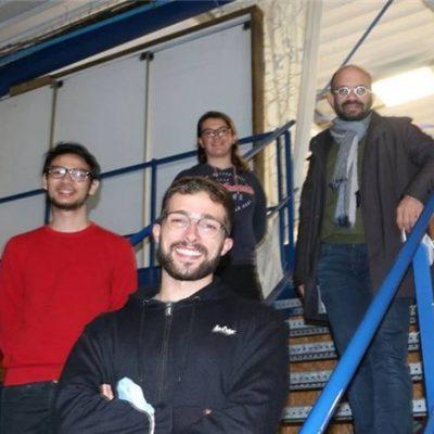 L'équipe du Moulin Créatif